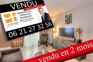 Appartement en résidence METZ  (57070)
