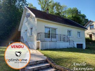 Pavillon PREMONTRE 124 (02320)