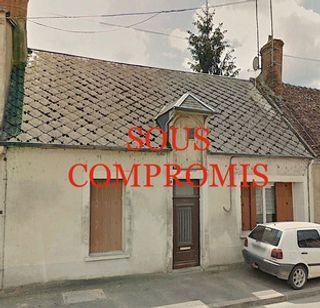 Maison de village ISSOUDUN 90 (36100)