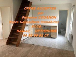 Appartement SAINT MAURICE MONTCOURONNE 46 (91530)