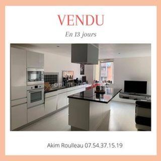 Appartement ROUBAIX 60 (59100)