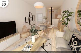 Appartement en rez-de-jardin ORLEANS 73 (45000)