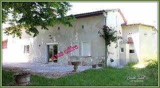 Maison en pierre BROSSAC 160 (16480)