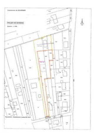 Terrain constructible BOURGES  (18000)