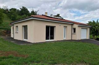 Maison plain-pied VERTAIZON  (63910)