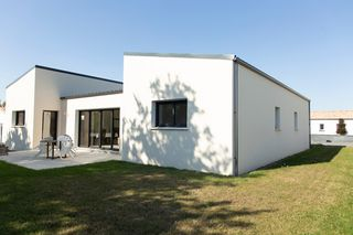 Maison plain-pied LA BOISSIERE DES LANDES 136 (85430)