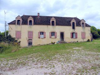 Corps de ferme VILLENEUVE L'ARCHEVEQUE 100 (89190)