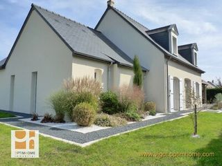 Maison contemporaine LUYNES  (37230)