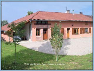 Maison rénovée SAINT MARTIN LE CHATEL 125 (01310)