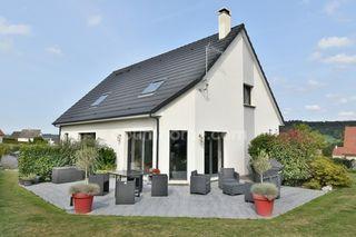 Maison contemporaine BLANGY SUR BRESLE 170 (76340)
