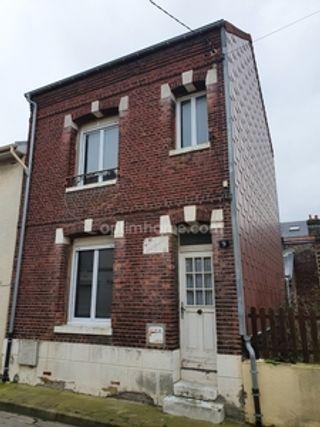 Maison MERS LES BAINS 92 (80350)