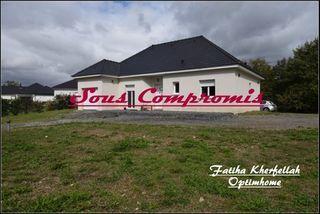 Maison contemporaine VIELLESEGURE 90 (64150)