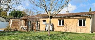Maison plain-pied GRATENTOUR 142 (31150)