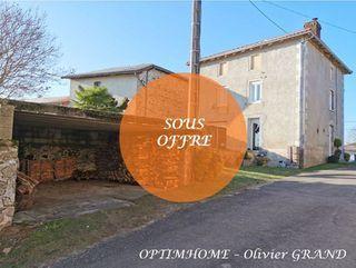 Maison de village SAINT BRICE SUR VIENNE 114 (87200)