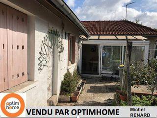 Maison plain-pied TREMBLAY EN FRANCE 70 (93290)