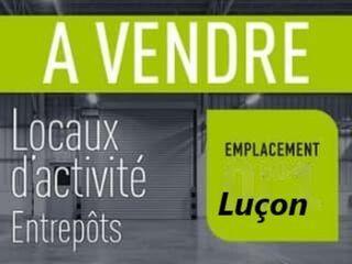Entrepots et Bureaux LUCON  (85400)