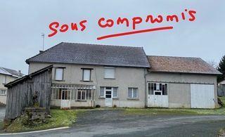 Maison de village DUN LE PALESTEL 282 (23800)
