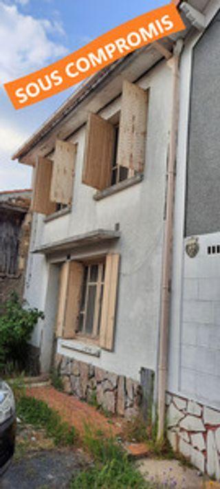 Maison à rénover MAREUIL SUR LAY DISSAIS 60 (85320)