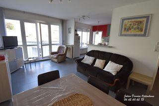 Appartement rénové EPINAL 50 (88000)