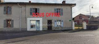 Maison de village SAINT LAURENT SUR GORRE 160 (87310)