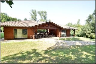 Maison à ossature bois LA ROMIEU 157 (32480)