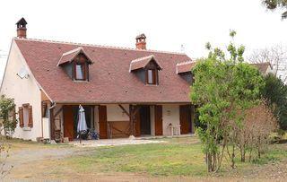 Maison de caractère SAINT FLORENT SUR CHER 165 (18400)