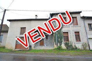 Maison de village ECUREY EN VERDUNOIS 190 (55150)