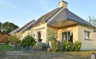 Maison contemporaine ANCENIS 130 (44150)