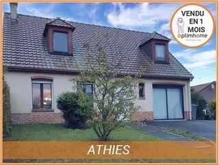 Maison individuelle ATHIES 119 (62223)