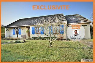 Maison CLEVILLIERS 86 (28300)
