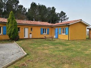 Maison contemporaine SAINT JEAN DE LIER 125 (40380)