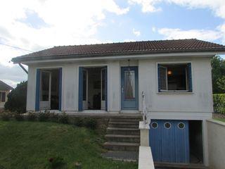 Maison individuelle TOULON SUR ARROUX 60 (71320)