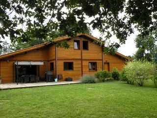 Maison en bois BISCARROSSE  (40600)