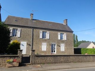 Maison en pierre LE TEILLEUL 147 (50640)