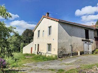 Maison BESSINES SUR GARTEMPE 54 (87250)