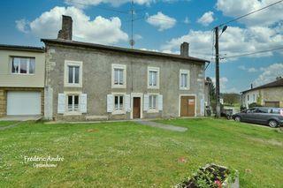 Maison MOULINS SAINT HUBERT 145 (55700)