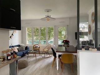 Appartement rénové LORIENT 77 (56100)