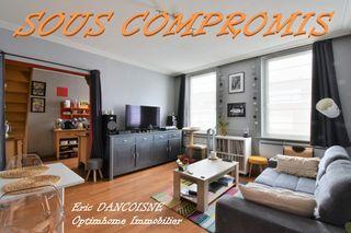 Appartement rénové LOOS 70 (59120)