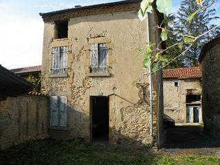 Maison à rénover ISSOIRE 116 (63500)