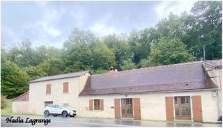 Maison à rénover MILHAC D'AUBEROCHE 86 (24330)