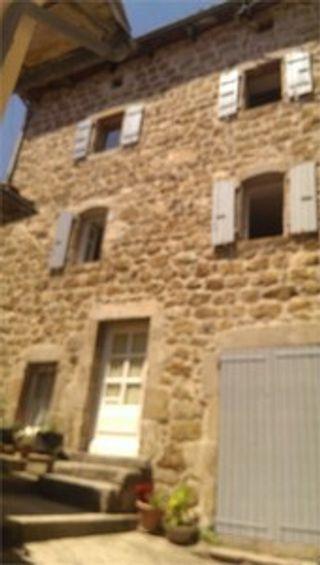 Maison SAINT PIERREVILLE  (07190)