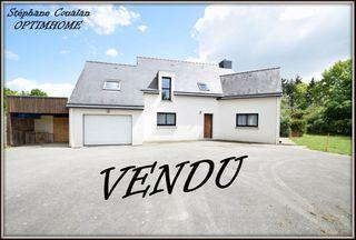 Maison contemporaine BAIN DE BRETAGNE 163 (35470)