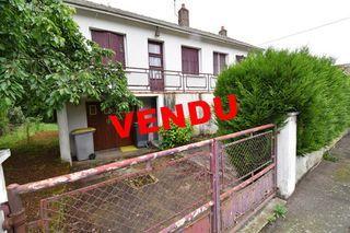 Maison à rénover SAINT VALLIER 96 (71230)