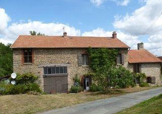 Maison de village LA CELLE DUNOISE 140 (23800)