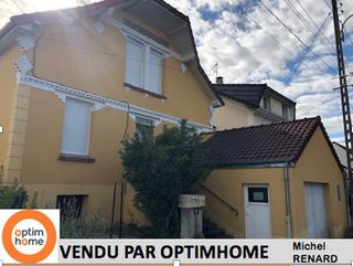 Maison individuelle TREMBLAY EN FRANCE 120 (93290)