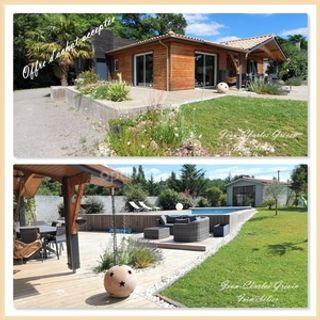 Maison à ossature bois CREON 134 (33670)