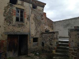 Maison à rénover BRENAT 60 (63500)