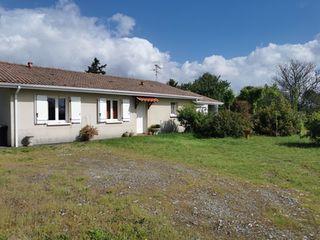Maison contemporaine BAZAS 105 (33430)