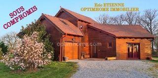 Maison à ossature bois PARSAC 110 (23140)