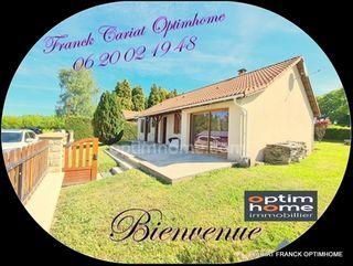 Maison plain-pied BENEVENT L'ABBAYE - MARSAC 96 (23210)